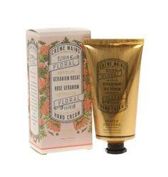 Panier Des Sens Hand Cream, Rose Gernanium, 2.6 Fl Oz