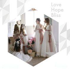 Girls Dresses, Flower Girl Dresses, Wedding Dresses, Flowers, Fashion, Vestidos, Elegant, Dresses Of Girls, Bride Dresses