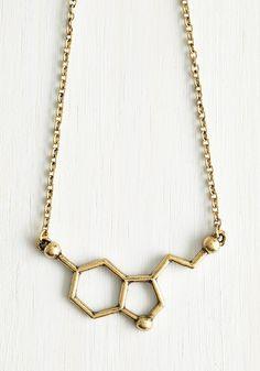 Swim & Accessories - Neurotransmit Your Love Necklace