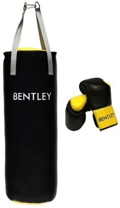 #Charles #bentley 3ft punch bag and gloves set #boxing kick #boxing equipment gym,  View more on the LINK: 	http://www.zeppy.io/product/gb/2/252682025965/