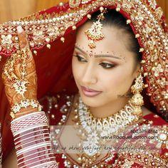 #Indian #bride #SanctuarySalonMedSpa