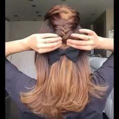 Amazing hair By: @sarahangius
