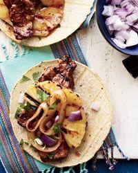 Tacos al Pastor(comprobada muy buena)