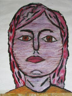 zelfportret 5e lj
