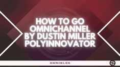 I created a mega post for how to go omnichannel, and create massive amounts of content. Innovation, The Creator, To Go, About Me Blog, Content, Create