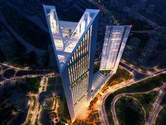Vietnam's Stunning New Skyscraper - Google Search