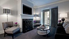 Waldorf Astoria Chicago Hotel, IL - Gold Coast Suite