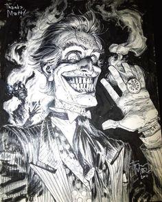 Joker by Tony Moore