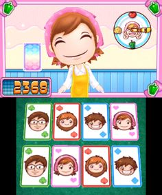 Nothing tastes quite like Mama's home cooking, and in Cooking Mama: Bon Appétit! Description from nintendo.co.uk. I searched for this on bing.com/images