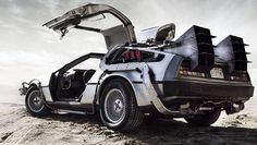 No word yet on if DeLorean plans on offering a special 'Back to the Future' version.