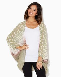 Charming Charlie cardi from BOHO chic collection