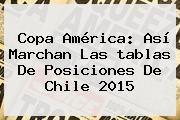 http://tecnoautos.com/wp-content/uploads/imagenes/tendencias/thumbs/copa-america-asi-marchan-las-tablas-de-posiciones-de-chile-2015.jpg Tabla De Posiciones Copa America. Copa América: así marchan las tablas de posiciones de Chile 2015, Enlaces, Imágenes, Videos y Tweets - http://tecnoautos.com/actualidad/tabla-de-posiciones-copa-america-copa-america-asi-marchan-las-tablas-de-posiciones-de-chile-2015/