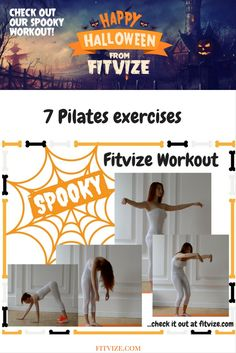 A little magic is never a bad thing. Presumably, you have already carved the pumpkin, decorated the house with a spider web and baked bizarre cookies (those in a shape of a human eye). What's left? Treat yourself to our spooky workout – and get ready to beat the zombie apocalypse. Or, at least, to the New Year's Eve fatal dress. https://fitvize.com/2016/10/29/trick-or-treat-and-stay-fit/#more-1261
