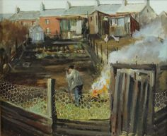 The Allotment by Bill Bell