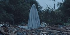 A ghost story.