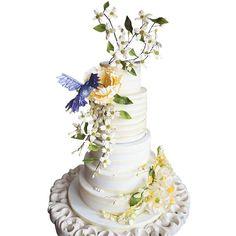 10 Extraordinary Wedding Cake Designs | BridalGuide