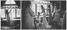 Connecticut wedding photographer zukas hilltop barn spencer ma bride getting ready www.devolveimaging.com