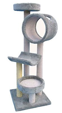 Four Tier Cat Tower