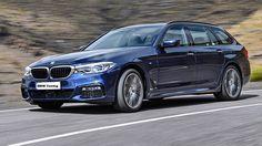 BMW Serie 5 Touring : BMW ya tiene lista la segunda carrocería para su Serie cinco dos mil diecisiete, tras conocer hace múltiples meses la versión berlina,