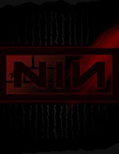 NIN Nine Inch Nails, Atari Logo