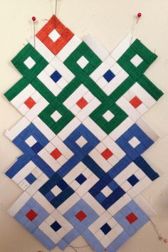 Blue Moth: Lattice pattern from Cairo in tiny EPP Spider Graph, Tesselations, Graph Paper, Moorish, Cairo, Quilt Blocks, Moth, Quilt Patterns, Mosaic