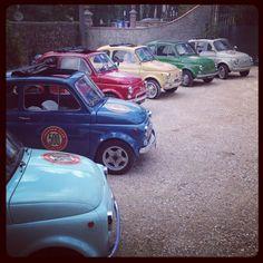Little Italian cars