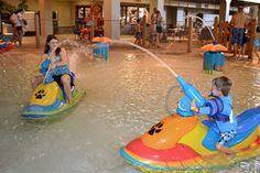 Great Wolf Lodge #Concord