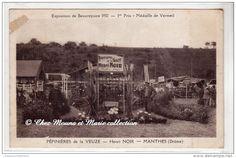 BEAUREPAIRE - PEPINIERES DE LA VEUZE - HENRI NOIR - MANTHES DROME - EXPOSITION DE 1932 - DONNET - ISERE 38