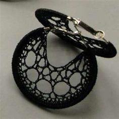 crochet earrings pattern  Good site for earring patterns