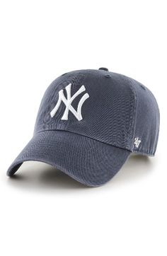 47 Clean Up NY Yankees Baseball Cap at Nordstrom.com. Add some athleisure.    dbece346a3ec
