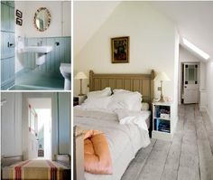 Country cottage style decor in the Somerset English home