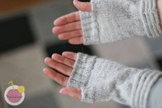 Baby Alpaca, Knitting Ideas, Fingerless Gloves, Arm Warmers, Mittens, Knits, Ravelry, Crocheting, Knit Crochet