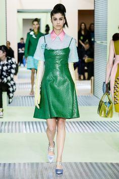 Prada Ready To Wear Fall Winter 2015 Milan