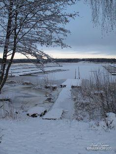 Kotka, Finland at winter.... and boats, yachts, pickup trucks in summer))) I ♥ Kotka