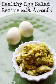 Healthy Egg Salad Re
