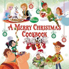 Treat your taste buds to a feast of traditional holiday delights! With simple step-by-step instructions, helpful cooking tips, color photographs, and charming character art, this book is the perfect w