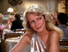 Cheryl Ladd (aka Kris Monroe): gorgeous 70s hair and makeup