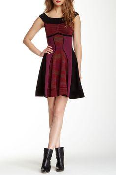 Colorblock Knit Dress by M Missoni on @HauteLook