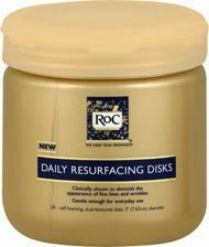 CVS: RoC Daily Resurfacing Disks As Low As FREE