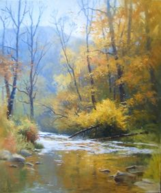 """Season of Light"" by Barrie VanOsdell OPA : Lot 16"