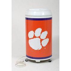 Clemson Tigers Cooler Beverage Fridge