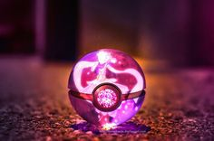 The Pokeball of Mega Diancie by Jonathanjo.deviantart.com on @DeviantArt