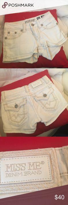 Miss me cute jeans shorts Very nice cute shorts Miss Me Shorts Jean Shorts