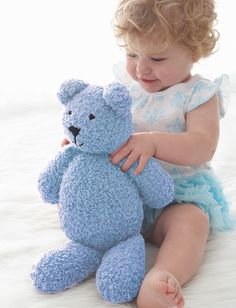 We've scoured the internet and found 17 unbelievably cute toy knitting patterns. These knit toys are sure to put a smile on any little girl or boy's face.