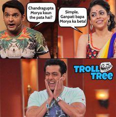 Kapil Sharma Trolls