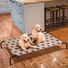 Indoor/Outdoor Dog Bed