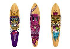 35 Best Board Art images   Art, Skateboard art, Skateboard