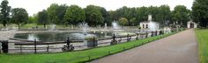 I can't wait to return to the best park in the world! Hyde Park!