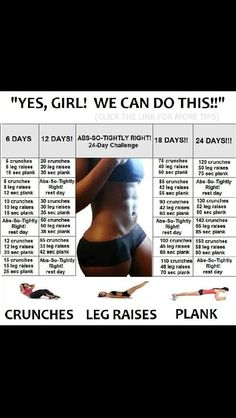 24 Days Ab Challenge - Healthy Fitness Sixpack Workout Legs Butt - PROJECT NEXT - Bodybuilding & Fitness Motivation + Inspiration - Share your Motivation & Inspiration Fitness Herausforderungen, Fitness Motivation, Sport Fitness, Fitness Workouts, Fitness Goals, Health Fitness, Fitness Weightloss, Exercise Motivation, Total Body Workouts