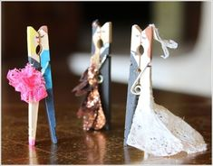 15 Creative Clothespin Crafts You Will Love to Try. Whoever came up with this was creative lol